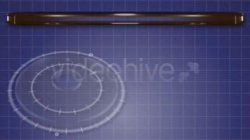 اینفوگرافیک آمار با نمودار دایرهای