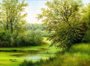 نقاشی گرین گیبلز