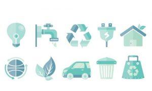 آیکون های محیط زیست