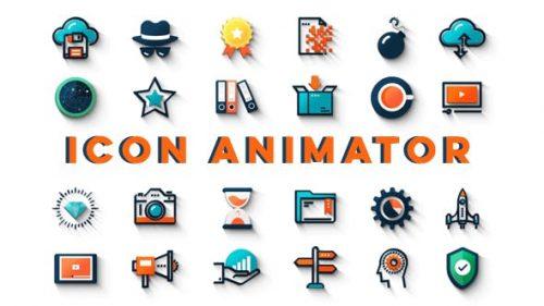 آیکون انیمیشن و متحرک
