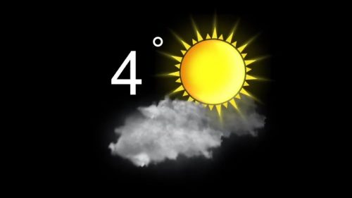 آیکون وضعیت آب و هوا