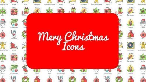 آیکون جشن کریسمس