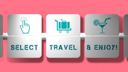 آگهی تبلیغاتی آژانس مسافرتی