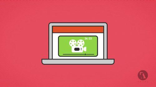 ویدیو آغازین فلت معرفی کسب و کار یا محصولات