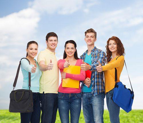 آرزوی موفقیت دانشجویان